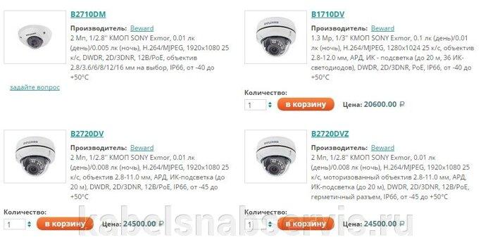 Системы видеонаблюдения: видеооборудование, видеокамеры, объективы, подсветки, усилители, преобразователи, грозозащита - фото pic_89a45f65a884329_700x3000_1.jpg