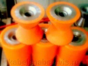 Гуммирование полиуретаном колес, валов, роликов - фото 9