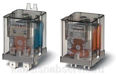 Электромагнитные реле (промежуточные известных марок) - фото 2