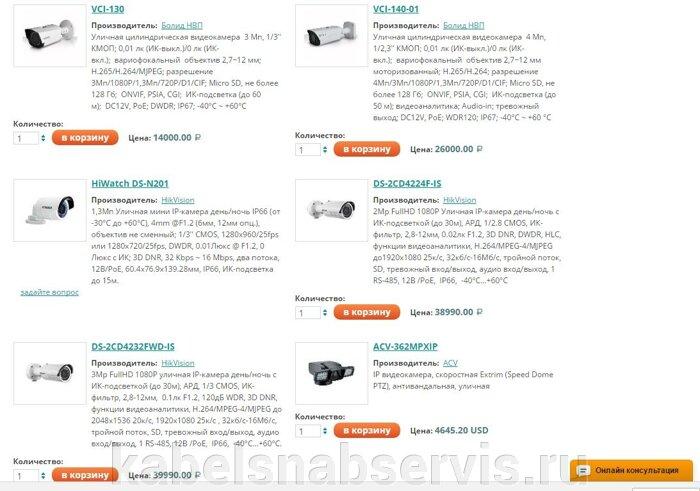 Системы видеонаблюдения: видеооборудование, видеокамеры, объективы, подсветки, усилители, преобразователи, грозозащита - фото pic_aed5e3229836a35_700x3000_1.jpg