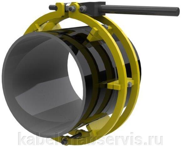 Оборудование для строительства нефтегазопроводов (центраторы наружные, внутренние, подвески троллейные, чокер-болты) - фото pic_7faec851c960a0a_700x3000_1.jpg