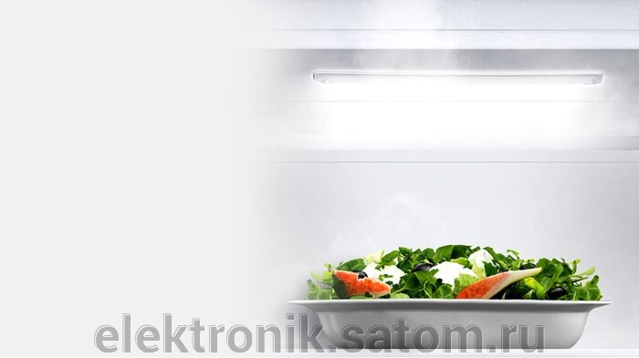 Холодильник Samsung RB30J3200SS,  серебристый (двухкамерный) - фото 6