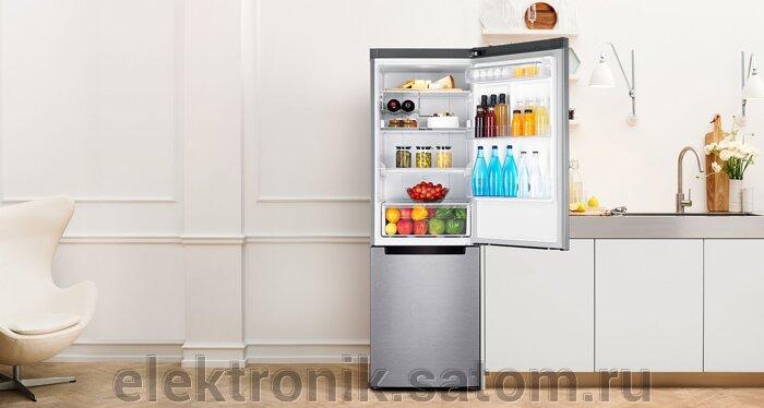 Холодильник Samsung RB33J3200SA, серебристый (двухкамерный) - фото pic_28adecb5dc9f973_700x3000_1.jpg