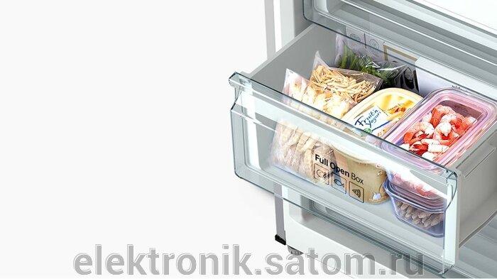 Холодильник Samsung RB30J3200SS,  серебристый (двухкамерный) - фото 5