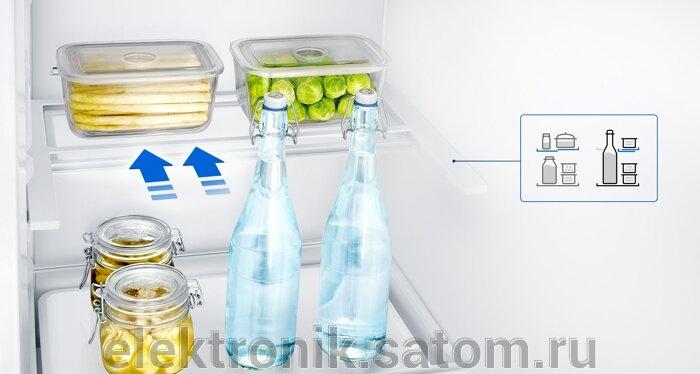 Холодильник Samsung RB33J3200SA, серебристый (двухкамерный) - фото pic_55bcf5a47764410_700x3000_1.jpg