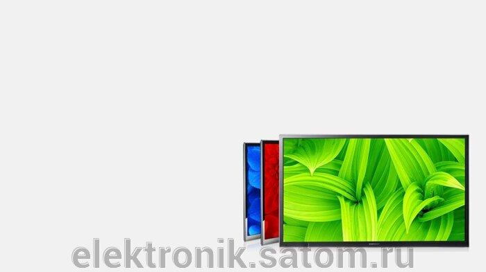 """Телевизор  Samsung 40"""" UE40J5200AF, FULL HD (1080p), Smart TV , черный - фото 2"""