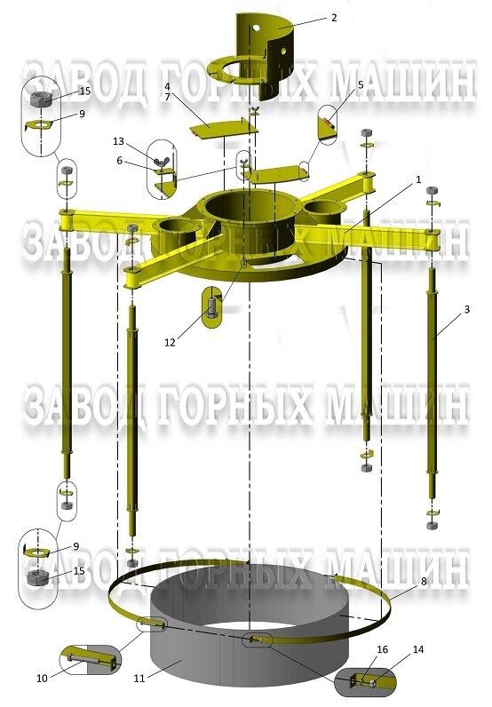Гайка М12.4 ГОСТ 3032-76 - фото pic_a52b23e9830a3dbe978ea2b5968c03f0_1920x9000_1.jpg