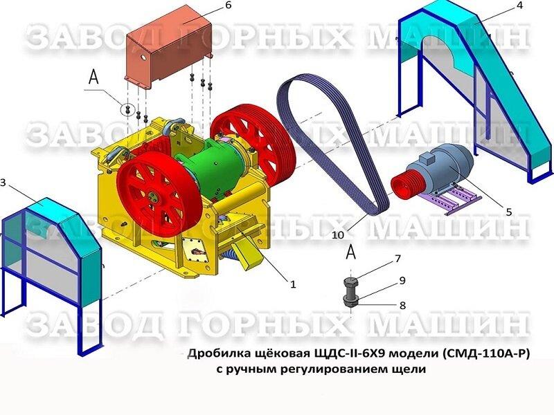 Механизм дробления СМД-110А-Р 1049115000-50 - фото pic_defe9cc40a122e251b6b458a6a1c2498_1920x9000_1.jpg