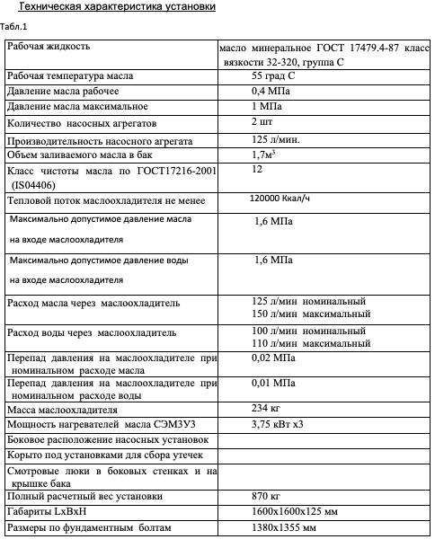 Маслостанция для Дробилки конусной  КСД-2200Т, КСД-2200Гр - фото pic_666a5ff16135353784dfb6850b0b06fd_1920x9000_1.png