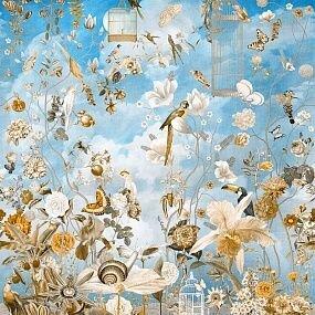 Качественные фотообои с цветами Цветариум - фото pic_2cacb3078e42921_700x3000_1.jpg