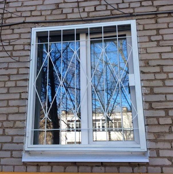 что современные решетки на окна внутри фото другими нашими