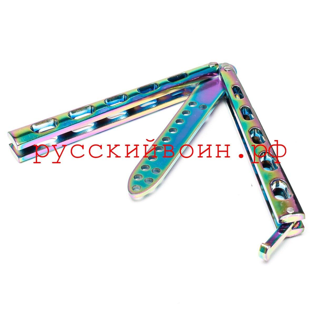 Тренировочный нож-бабочка MK 2 Градиент