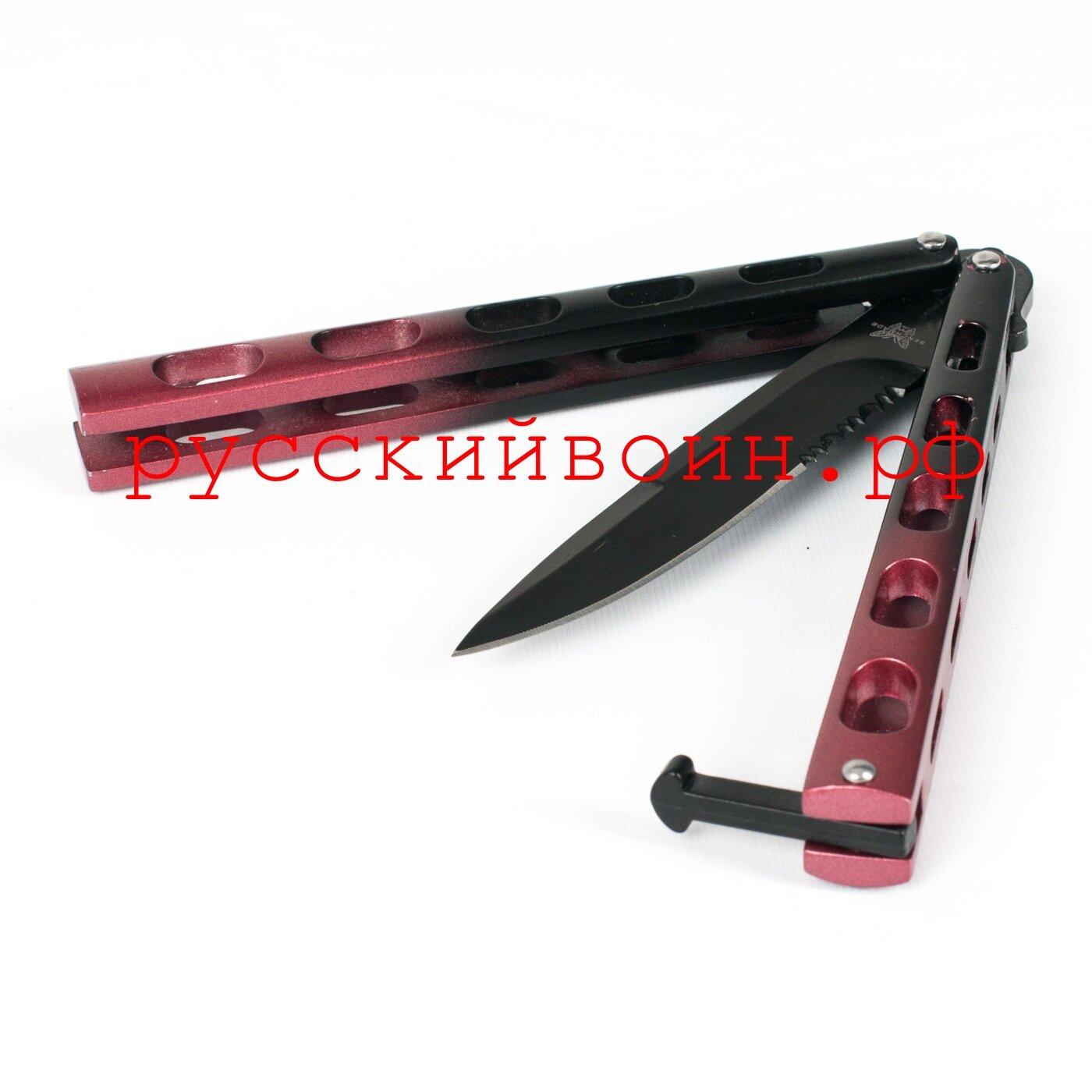 Нож-бабочка MK 2 Red