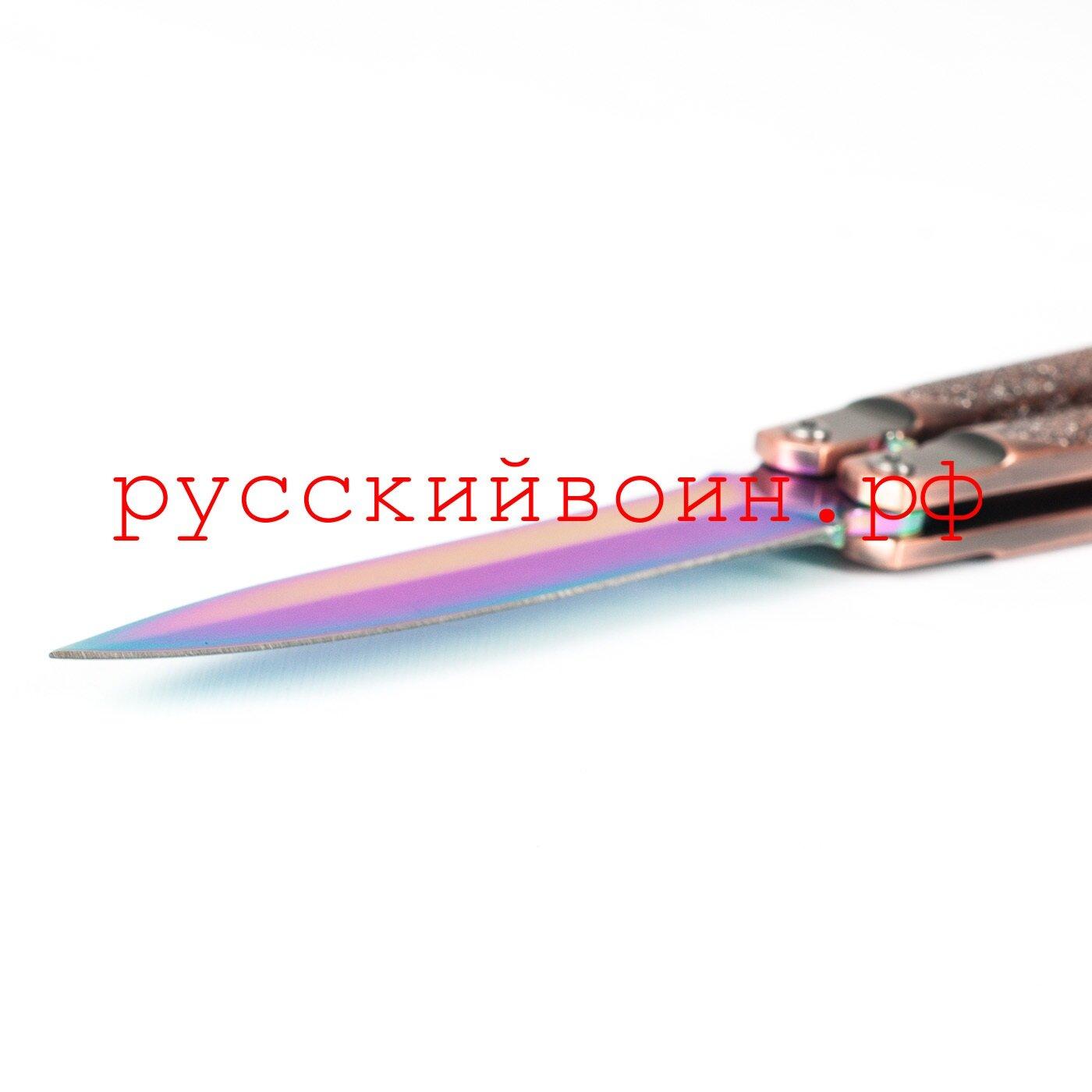 Нож-бабочка East Градиент