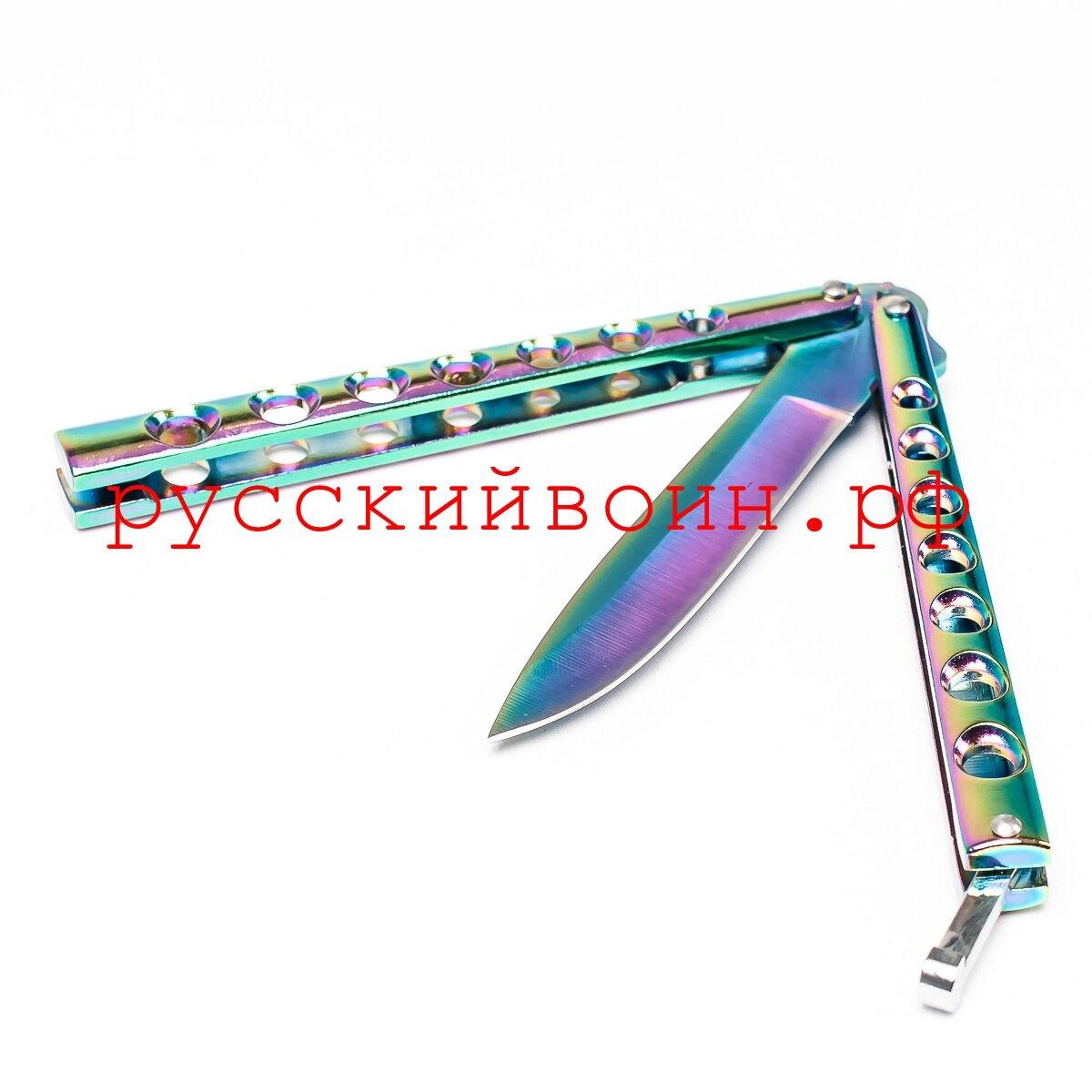 Нож-бабочка Зевс Градиент