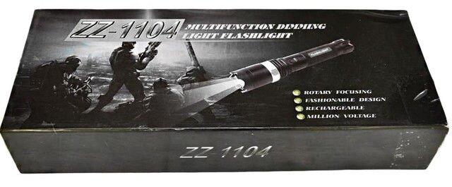 Электрошокер фонарь Police ZZ-1104