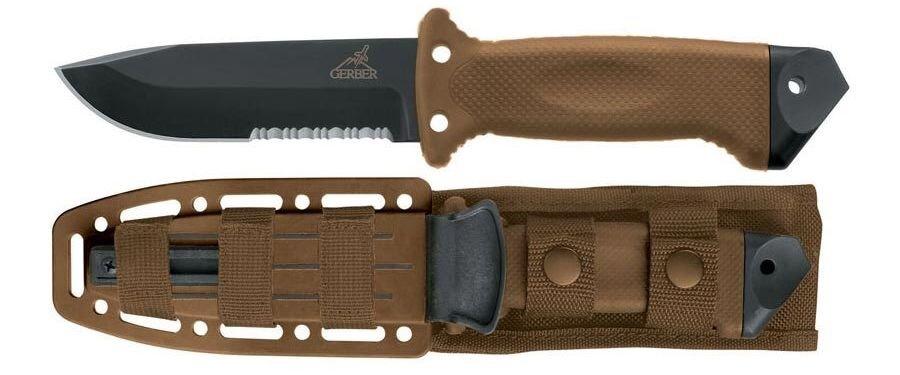 Тактический нож для выживания Gerber LMF II
