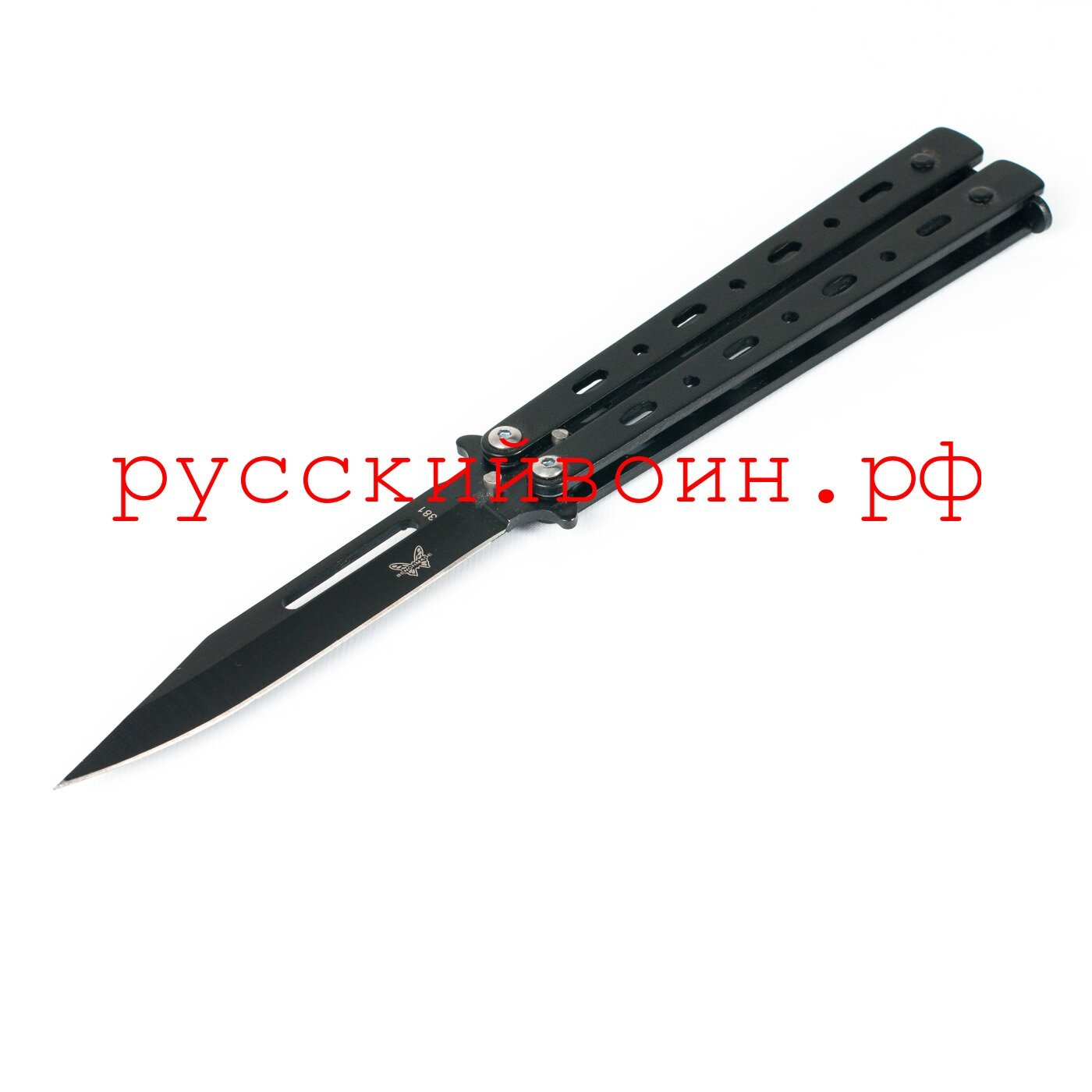 Нож-бабочка Black Night