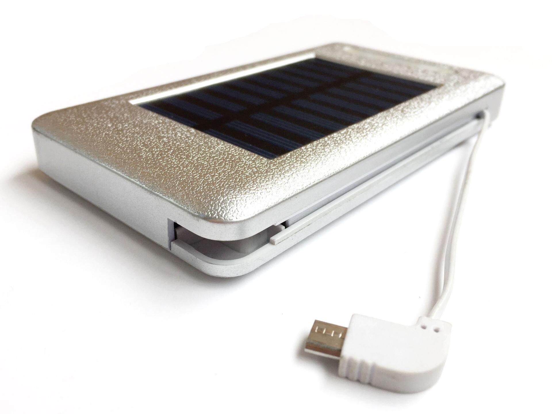 Внешний аккумулятор PowerBank 20000mAh micro USB