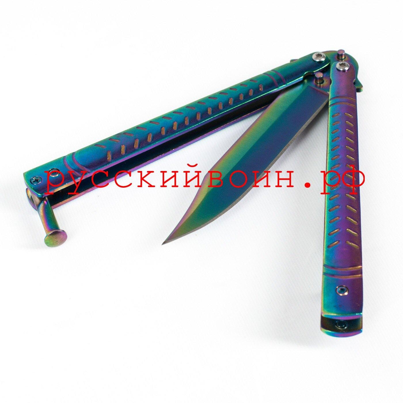 Нож-бабочка Cobra Градиент