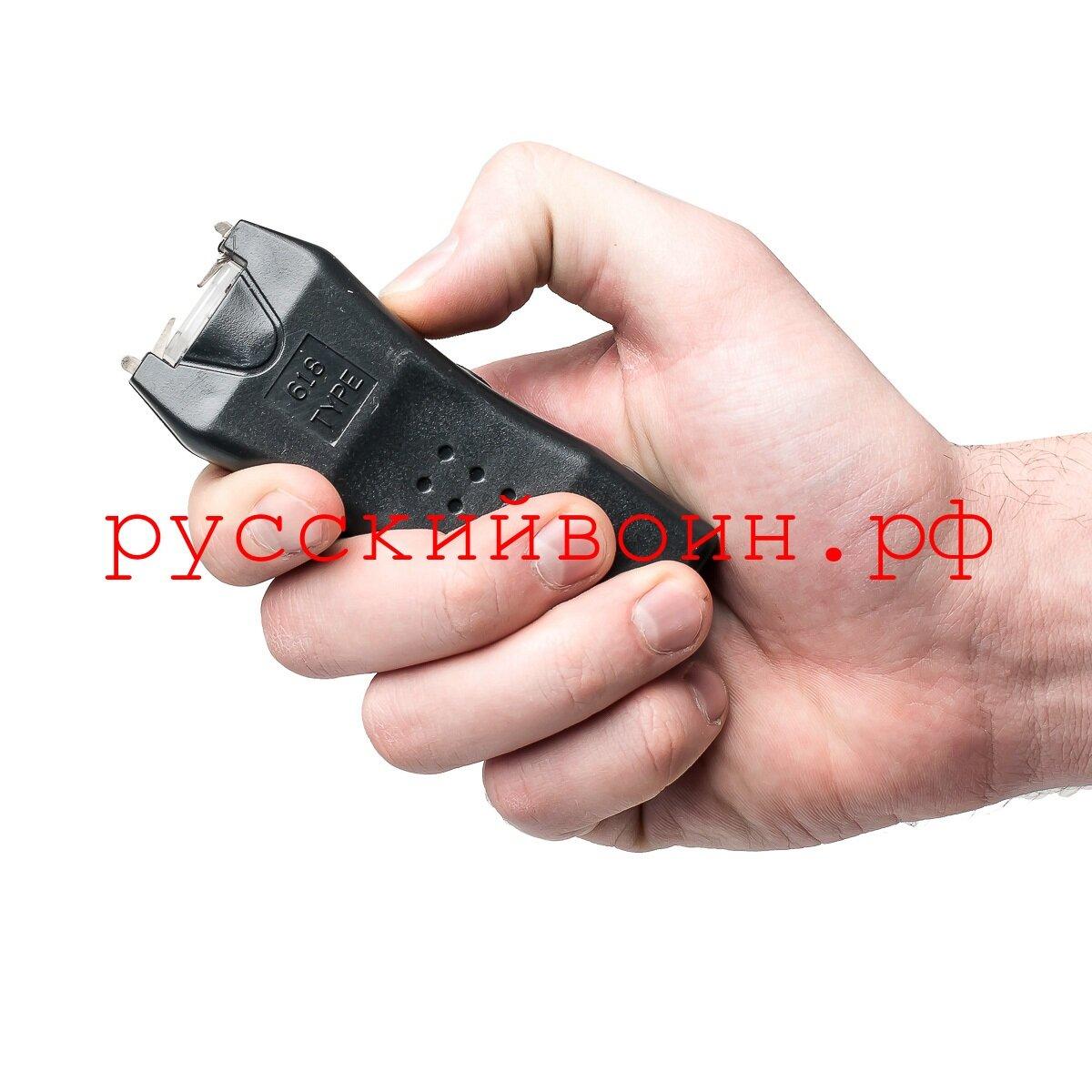 Электрошокер ОСА 618