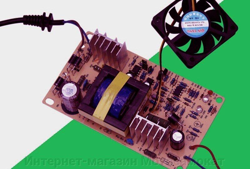 конструкция импульсного зарядного устройства 60 вольт 5 ампер