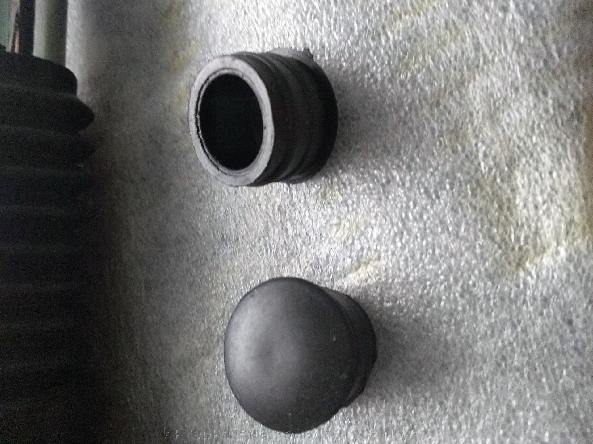 Передняя пружинная вилка для электросамокатов RHINO/ EVO/ E-SAMOKAT/ WINDEXPERT/ E-scooter - ES16(17)-500(800/1000)