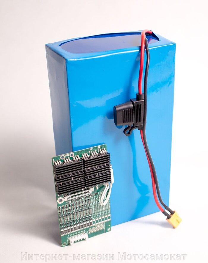 Литиевые аккумуляторы (Li-Ion, LiFePO4)