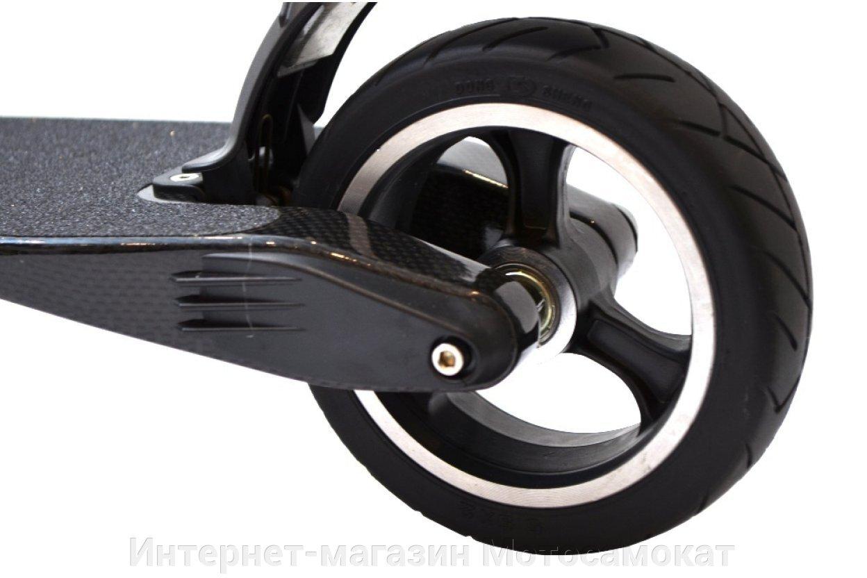 Литое колесо Hoverbot F-6, EcoRide Carbon размером 5 дюймов.