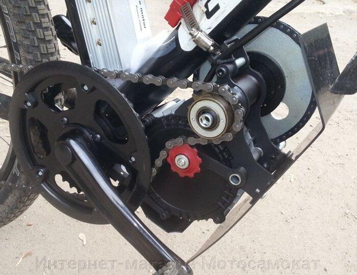 GNG - электрический цепной мотор для велосипеда