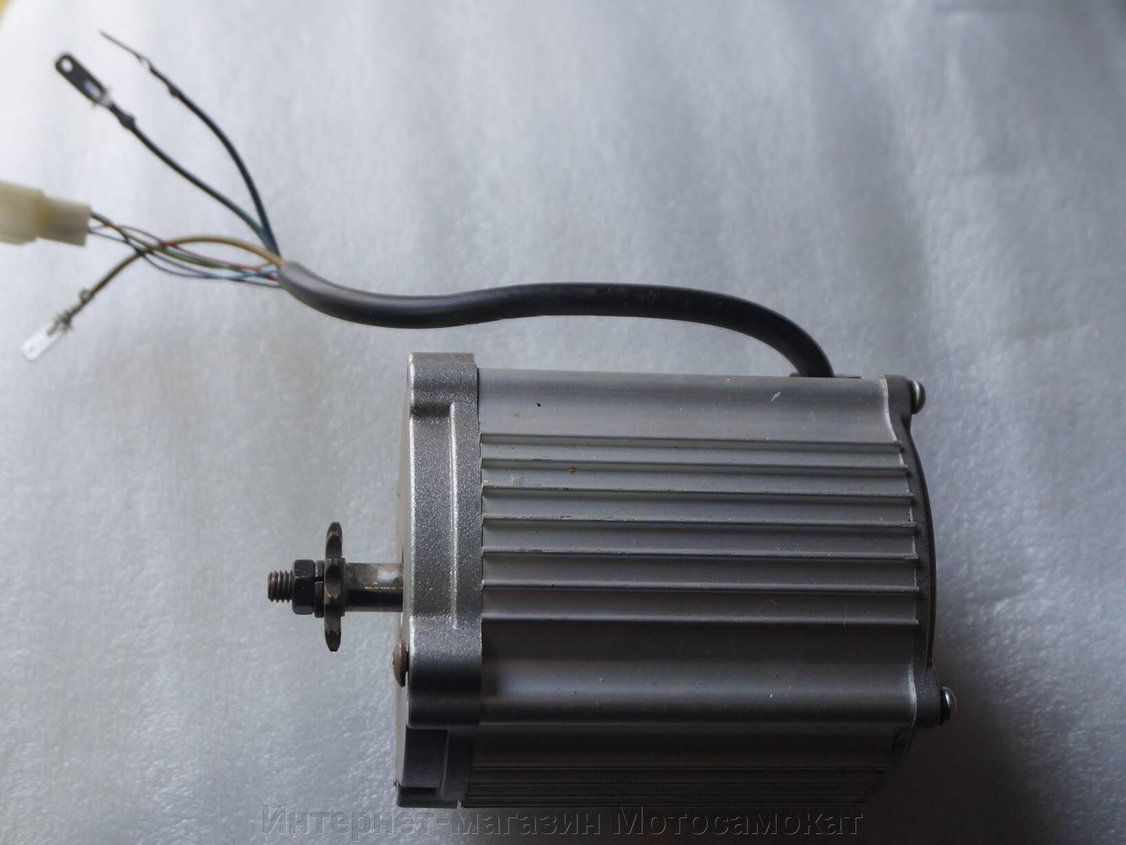 Бесколлектроный электродвигать 48 вольт 800 ватт для Headway-2 - фото Бесколлектроный электродвигать 48 вольт 800 ватт для Headway-2.
