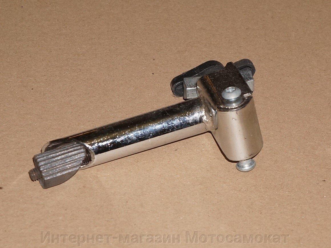 Кронштейн (усиленный) механизма складывания руля для мотосамоката Вектор-3.