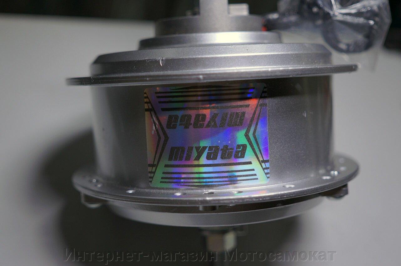 Nidec. Японское мотор-колесо для роботов. Редукторное, с реверсом.