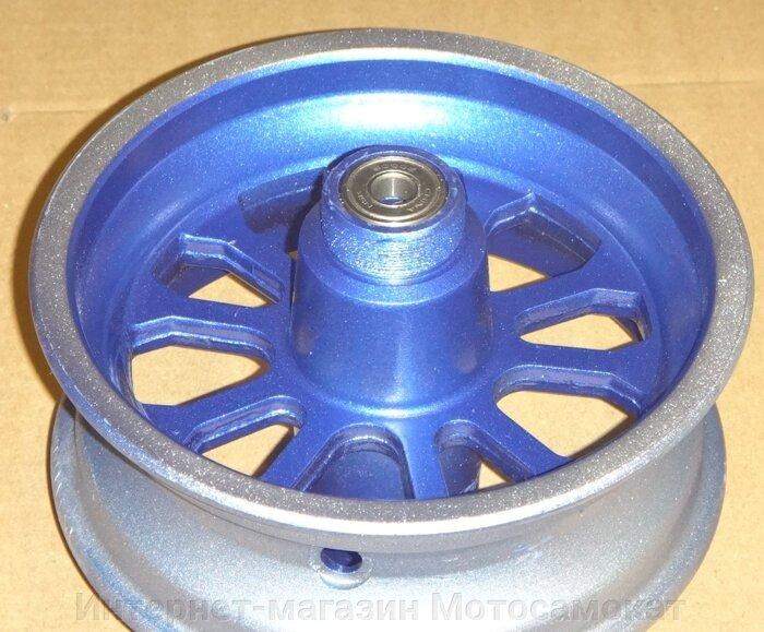 заднее колесо шесть дюймов на диск с обгонкой
