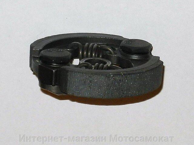 Колодки центробежного автоматического сцепления для двигателя 63-68 куб. см. - фото Колодки центробежного автоматического сцепления для двигателя 63-68 куб.см.