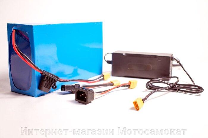 Литиевый аккумулятор Li-Ion (Li-NCM) 36v 16Ah для электросамоката - фото Литиевый аккумулятор L-Ion (Li-NCM) 36v 16Ah для электросамоката