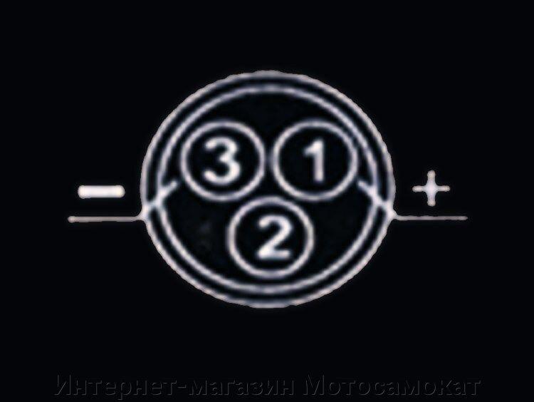 Зарядное устройство 60 вольт (2 ампера) для электросамоката.