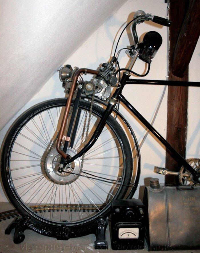 Цепной веломотор начала 20-го века