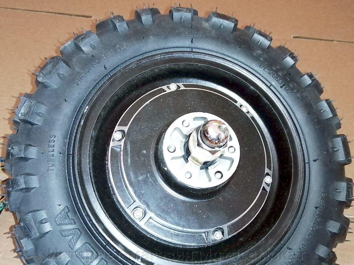 Мотор-колесо для электросамоката Kugoo M5 (1000W, 48V)