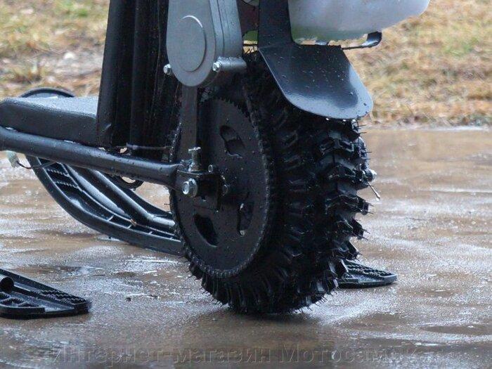 снегокат с мотором для детей