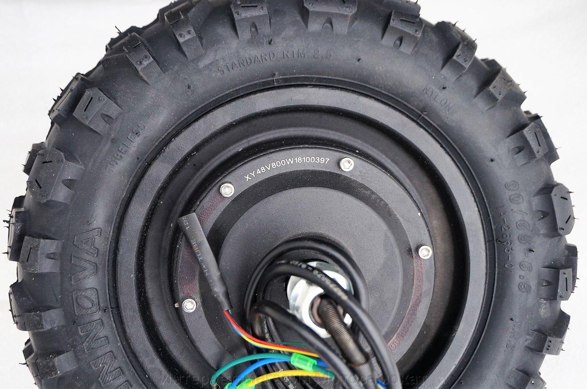 Мотор-колесо безредукторное для электросамоката 800W