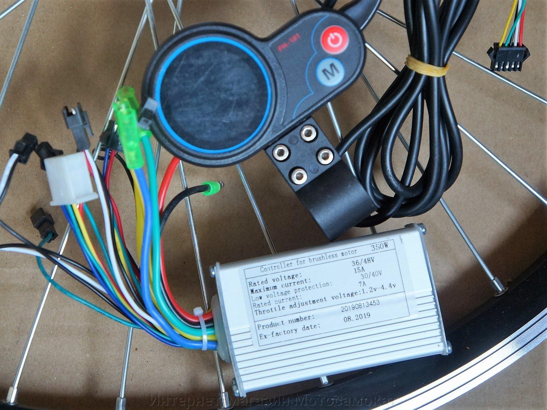 Мотор-колесо для электровелосипеда с курком FH-181
