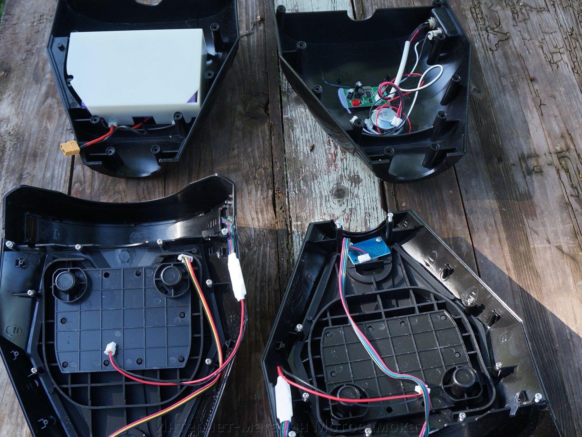 Корпус для гироскутера 6.5 дюймов - фото Корпус для гироскутера 6.5 дюймов