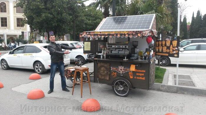 Рикша электрическая 24 вольта 500 ватт