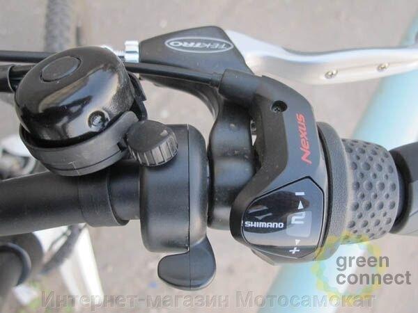 Курок (газа) управления мощностью электродвигателем мото-колеса