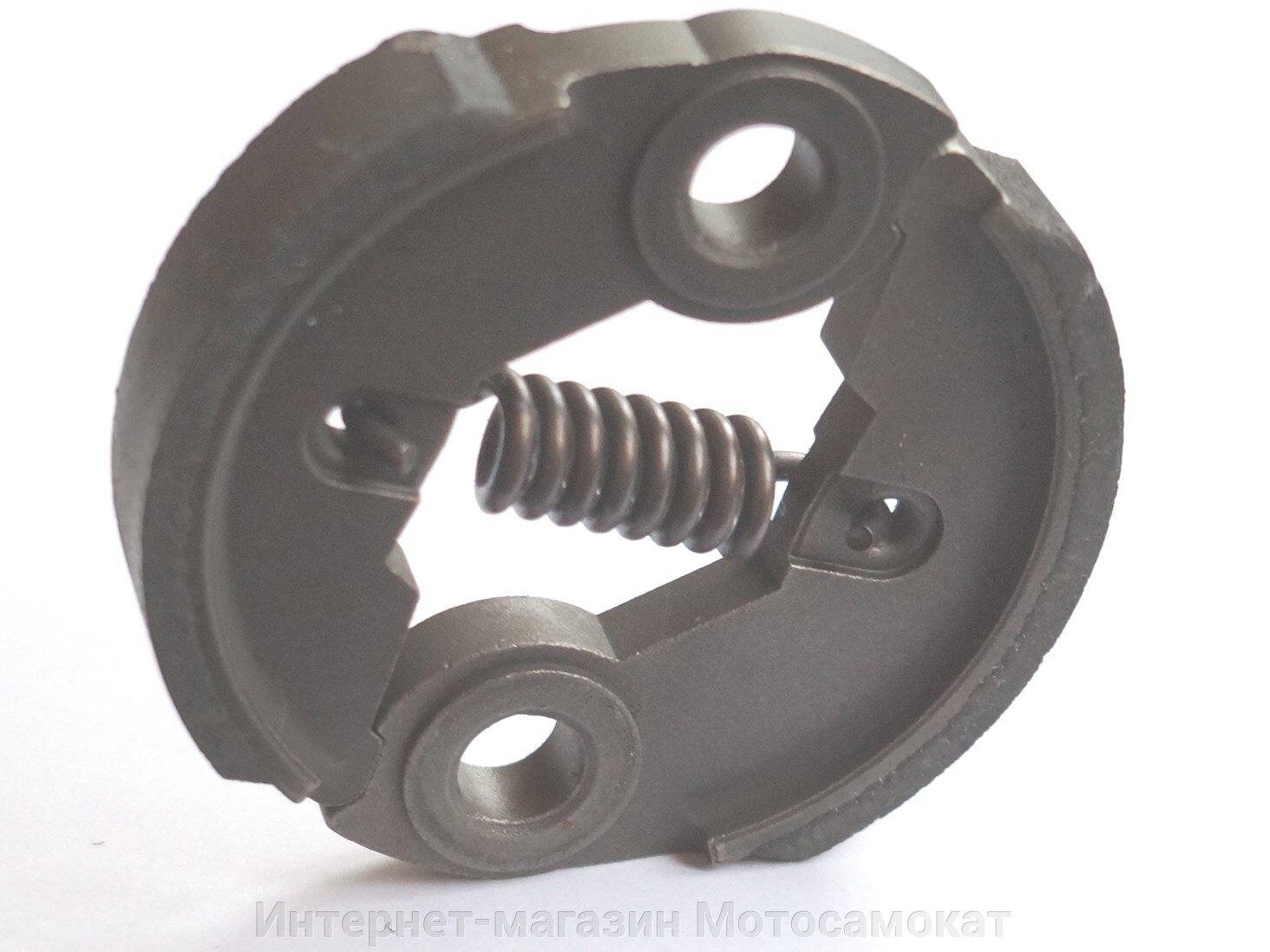 Колодки центробежного автоматического сцепления для двигателя 33-52 куб. см. - фото Колодки центробежного автоматического сцепления для двигателя 33-52 куб.см.