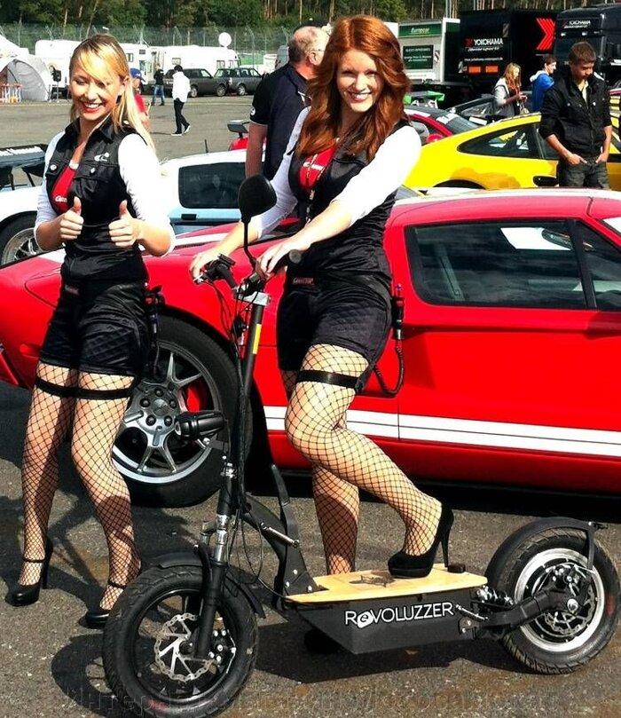 Мотор-колесо для электросамоката Headway-3 - фото Мотор-колесо для электросамоката Headway-3