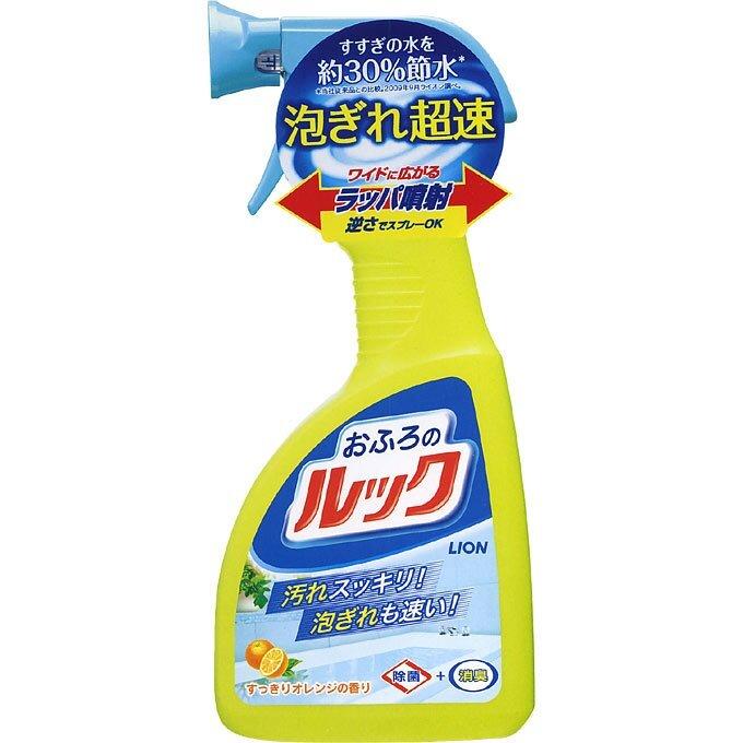 """Чистящее средство для ванной Lion """"Look"""" с антибактериальным эффектом, ароматом апельсина (бутылка)/400мл - фото pic_34c31bb247a497f24bdf5d3b45eae0b8_1920x9000_1.jpg"""
