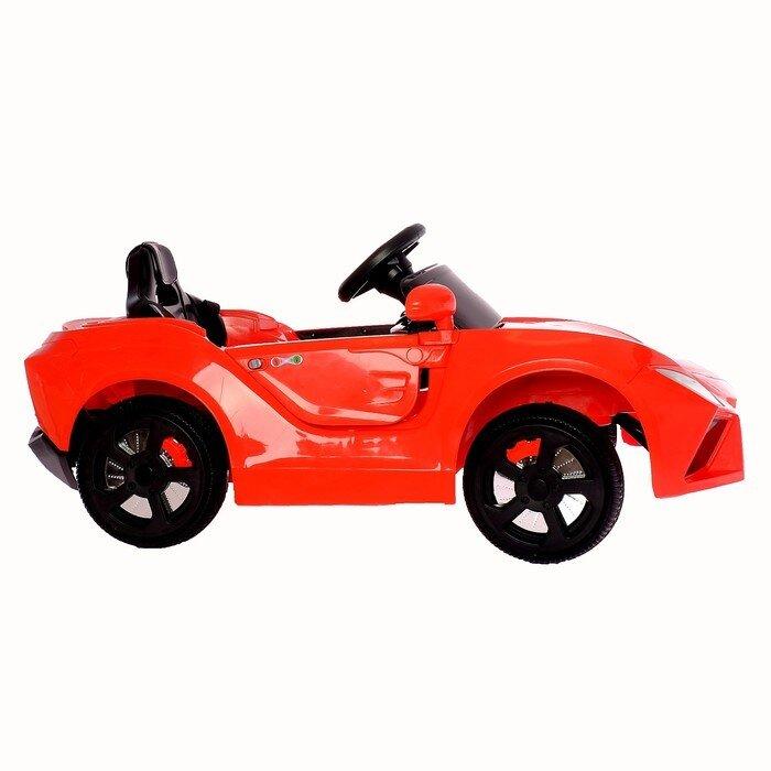 Машина на аккумуляторе 6V4AH*2, Р/У, колеса EVA, свет, звук, мр3, открыв. двери, 115*60*50см, до 30 кг - фото pic_10fdd2d1bcd313032016b010229a862b_1920x9000_1.jpg