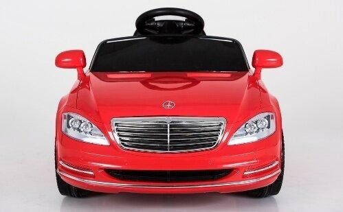 Машина на аккум. 6V7Ah, редуктор 25W, Р/У, аморт., свет, звук, откр. двери,108*57*31см, до 30 кг. красный, пласт. колеса - фото pic_6f3c1b545a9576d0a414e3ddac1c962e_1920x9000_1.jpg